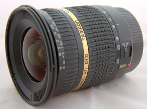 Tamron SP AF 10-24mm F3.5-4.5 Di II LD Aspherical IF lens review